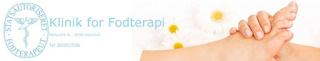 Klinik for Fodterapi, Banealle 8L, 8450 Hammel – tel. 8696 2506
